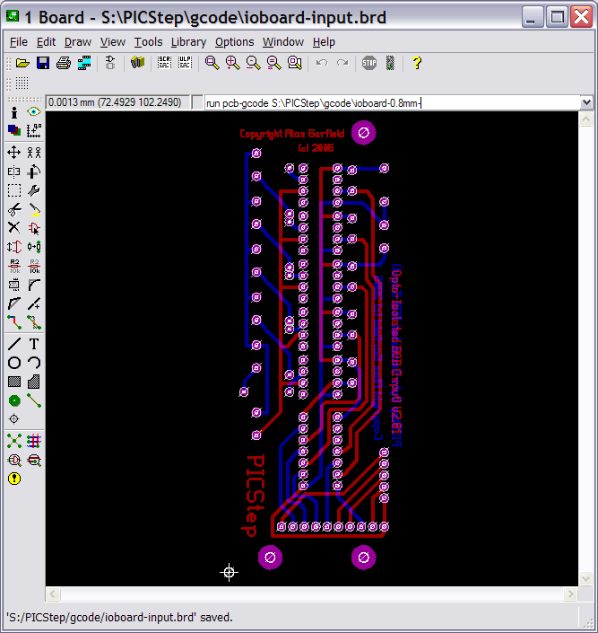 PCB Isolation Routing